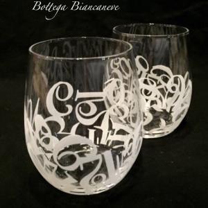 【フリーコース】コロンとした形がかわいいグラス