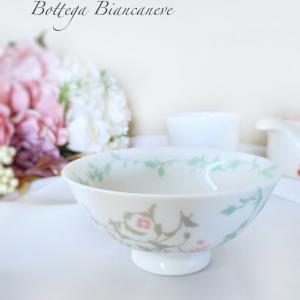 【フリーコース】お気に入りの転写紙でお茶碗