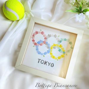 【My Work】コラレンでオリンピックを応援!