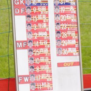 10/27【U-18】Jユース3回戦vs浦和レッズユース@時之栖スポーツセンター裾野Aグランド