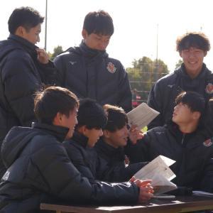 11/30【U-18】高円宮杯PLWEST第17節vsセレッソ大阪U-18@TSC第2G天然芝