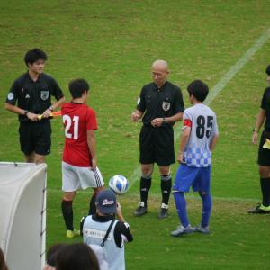 7/11Copa Aichi1回戦名古屋×中部第一@豊田市運動公園球技場