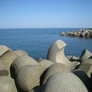 東の輪がすごく透明です!松浜裏は湧いてます!でも結果はいまいちです。