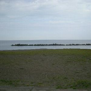 7月のキス釣り柏崎松浜裏で約1ヵ月ぶりです