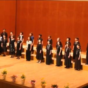 指導を担当している合唱団など(いくつかの声部に分かれて歌う)のご案内です