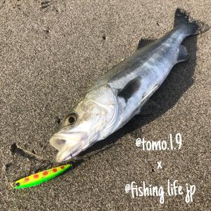 【遠州灘】釣りの楽しさを…