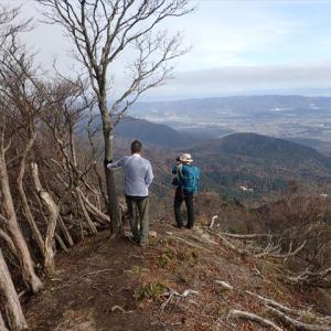釈迦岳 岩が峰から三池岳周遊 甘からず! 3