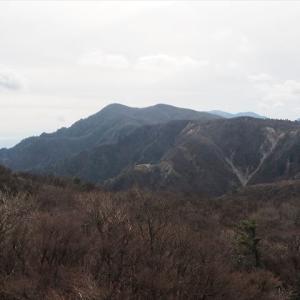 釈迦岳 岩が峰から三池岳周遊 甘からず! 5