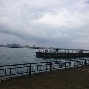 「2019.9.17 初!新居海釣り公園にサビキ釣り♪」リーヌ(≧▽≦)