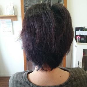「くせ毛の方が「ハナヘナ」を続けてみたら、こうなった!」リーヌ(≧▽≦)