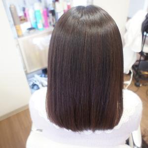 「フレンチカットグランと艶髪トリートメントの良い関係」リーヌ(≧▽≦)