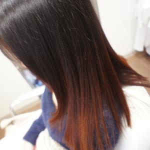 「綺麗な髪への近道!?ハナヘナ・フィーネ♪」リーヌ(≧▽≦)