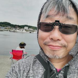 「2020.9.15 山海でサーフィンのはずが…やっぱり釣りにw」リーヌ(≧▽≦)