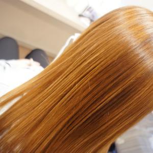 「細くなった髪にハリコシを与える3つの施術方法」リーヌ(*´ω`)