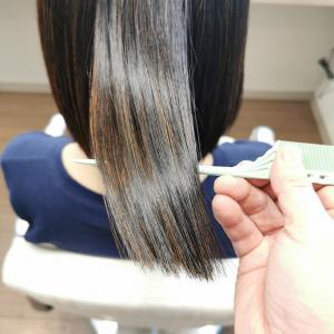 【秋ですな】紫外線で疲れている髪や頭皮を癒しましょう。リーヌ(≧▽≦)