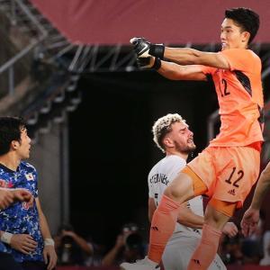 【祝】オリンピック・サッカー男子トーナメント劇的勝利!。リーヌ(≧▽≦)