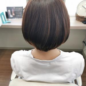 【流行】スクラッチで今オーダーの多いヘアスタイルは?。リーヌ(≧▽≦)