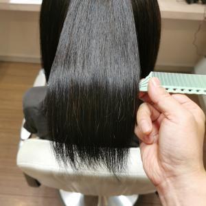 【ヘナ毛】ヘナをしている髪は縮毛矯正出来ない!?。リーヌ(≧▽≦)