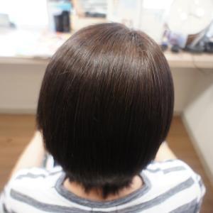 「縮毛矯正でペタンコにならず自然な髪にしたい!!且つ艶がほしい!!」リーヌ(≧▽≦)