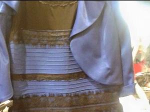 【不気味】このドレス、あなたには何色に見えますか?