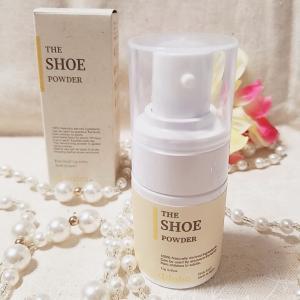 靴のニオイの原因菌を除菌&消臭*fafra シューパウダー