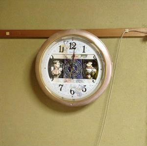 第2話   セイコー  ディズニー からくり時計