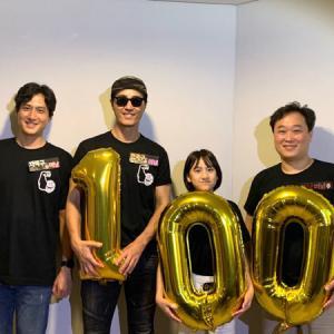 [web記事]『元気を出して、ミスター・リー』100万人突破