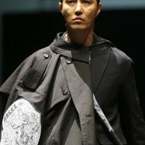 チャ・スンウォン氏ランウェイの写真・動画(2020S/Sソウルファッションウィーク)