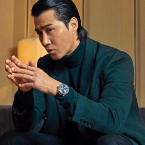 チャ・スンウォン氏エスクァイア12月号インタビュー記事