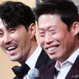 [web記事]『三食ごはん』マンジェ島の変身...チャ・スンウォン、ユ・ヘジン「おめでとう!」