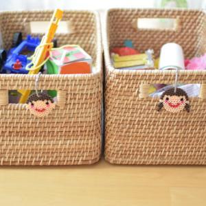 子供の作品 整理収納