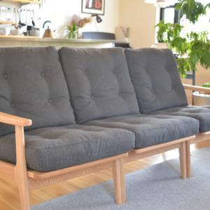 ソファーを買いました!&配置について考える