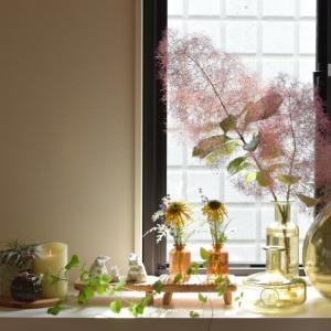 花瓶は「見せる収納」が便利