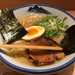 【中村屋】系列 天然水で仕込む淡麗系スープで大人気「AFURI」恵比寿