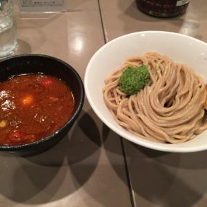 【My Bestつけ麺】濃厚な海老スープが最高!「五ノ神製作所」新宿