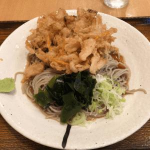 立ち食いそば御三家よりも美味しい!東急系「しぶそば」大井町店