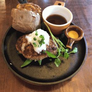 「つばめグリル」品川駅前本店 1930年創業 いつの時代も変わらぬ美味しいハンバーグ