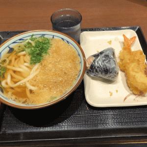 ワンコインで大満足!丸亀製麺の超お得なランチセット詳細実食レポ