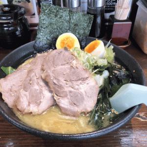 「さつまっこ」平和島店 家系より洗練された?豚骨醤油スープが旨い!創業45年の大田区のソウルフード