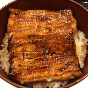 大井町「藍の家」国産活鰻を使用したランチ二枚のせうな丼が美味しい!職人技の光る穴場
