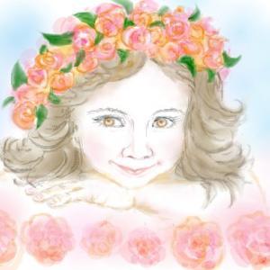 バラの妖精