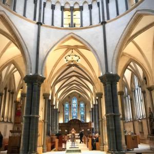 テンプル騎士団の本拠地 テンプル教会