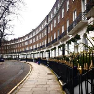 ロンドンのB&B