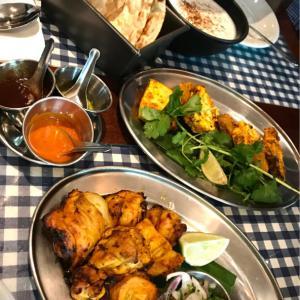 バーミンガムのインド料理店