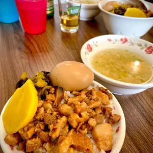 三軒茶屋で「魯肉飯」を初体験