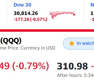 堀古さん2021年予想 S&P500は4,300に