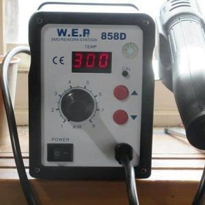 IC-7300M充電池交換
