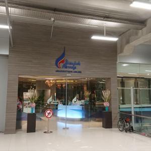 バンコク・スワンナプーム国際空港 バンコクエアウェイズ ラウンジ 19年9月訪問