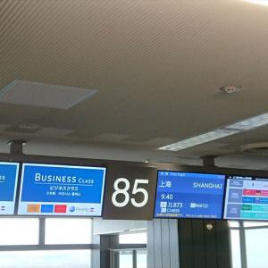 JAL ボーイングB787-900 Sky Suite Ⅲ 成田~上海(浦東) 搭乗記 11SEP19