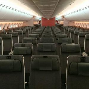 JALの旅コミュニティ Discova会員限定 国内線ボーイング787見学会 19年10月